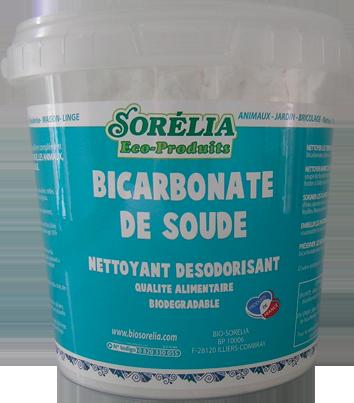 Bicarbonate de soude Dorélia