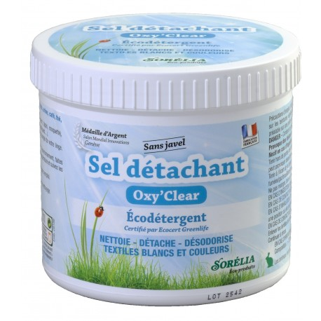 Kit détachants biodégradables